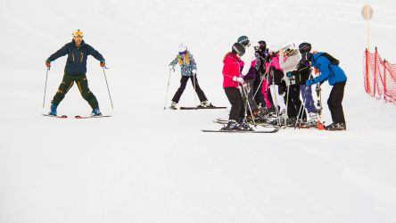 Ski2019 Day1Skiing 016