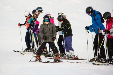 Ski2019 Day1Skiing 019