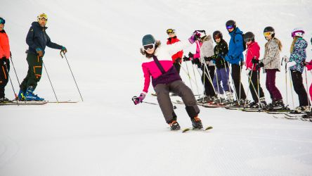 Ski2019 Day1Skiing 030