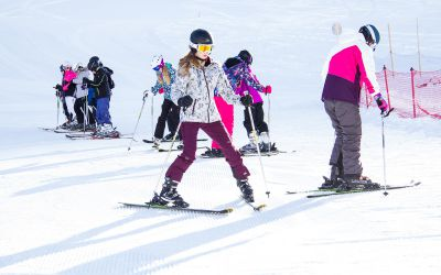 Ski2019 Day1Skiing 042