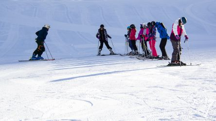 Ski2019 Day1Skiing 045