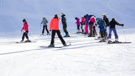 Ski2019 Day1Skiing 047
