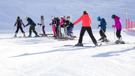 Ski2019 Day1Skiing 051