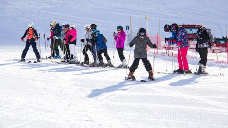 Ski2019 Day1Skiing 056