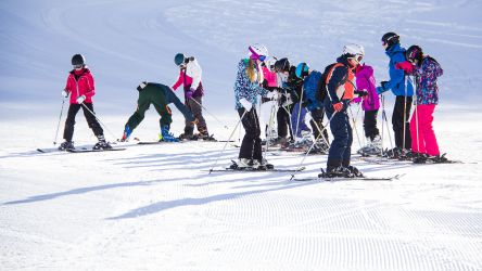 Ski2019 Day1Skiing 058
