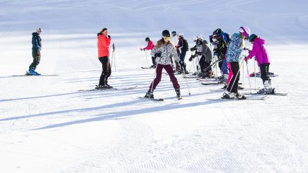 Ski2019 Day1Skiing 071