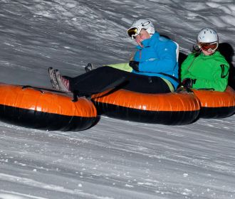 Day 1 Tubing at Altenmarkt