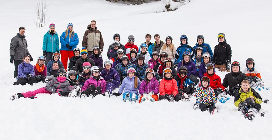 Ski Trip 2016 - Sign up now!